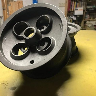 Classic Mini MOMO Rims 10 inch