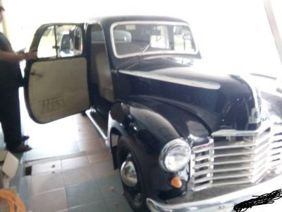 1950 Vauxhall Viva 1.4L