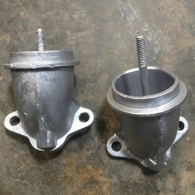 SU Carb Twin HS2 Airfilter Elbow