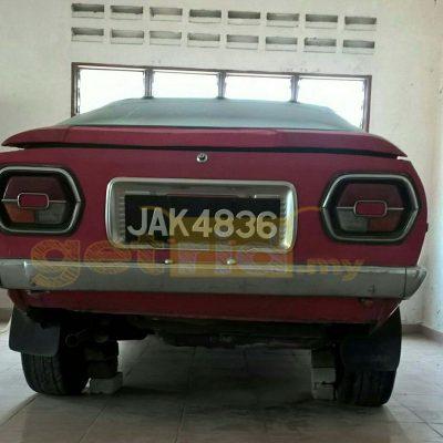 Nissan Cherry 1977
