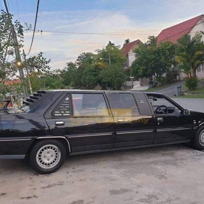 Proton Iswara Limousine Executive
