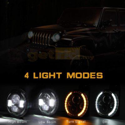 Classic MINI LED HEADLIGHTS