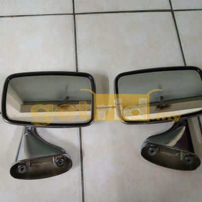 Classic Chrome Side Mirror
