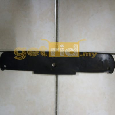 Rover Mini Number Plate Boot Seal