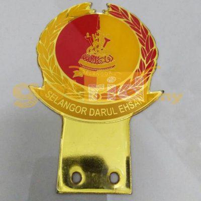 Selangor Grille Badge