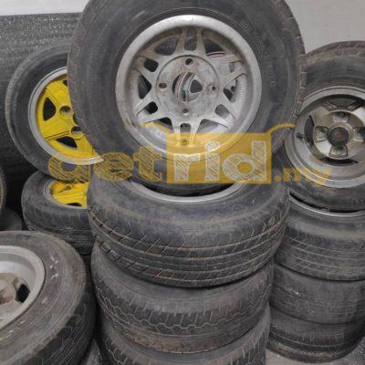 Mercury 10inch Wheels