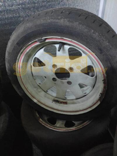 Weller Steel 13inch Rims