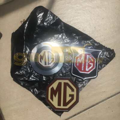MG Badges & Logo
