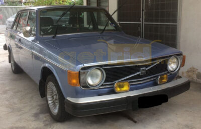 Year 1973 Volvo 144 Grand Luxe 2.0 (M)