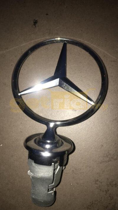 Classic Mercedes Badge