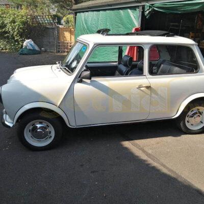 Austin Mini Mayfair 1980