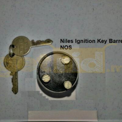 Niles Ignition Key Barrel