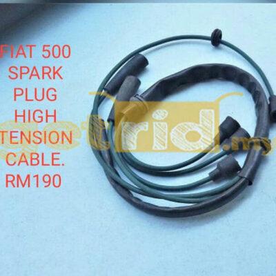 Fiat 500 Plug Wire