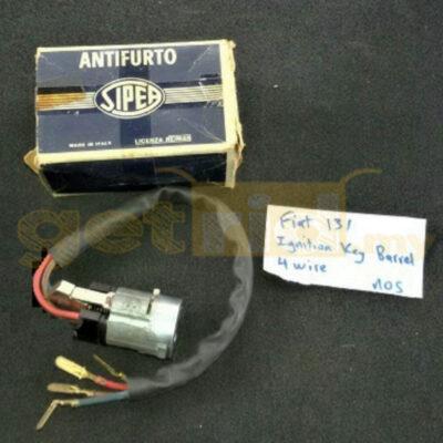 Fiat 131 - Ignition Key