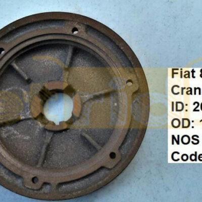 Fiat 850 Crankshaft Pulley